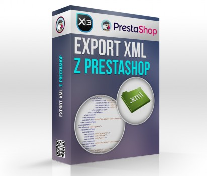 Export XML z PrestaShop