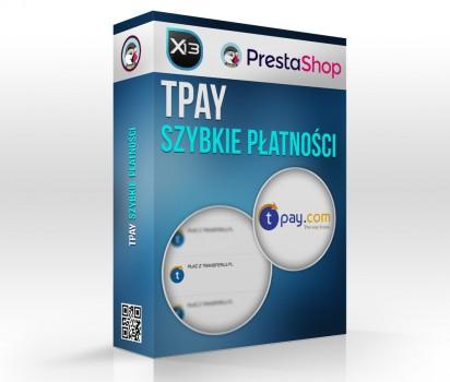 tPay.com - Transferuj.pl - moduł PrestaShop