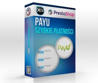 PayU - moduł PrestaShop