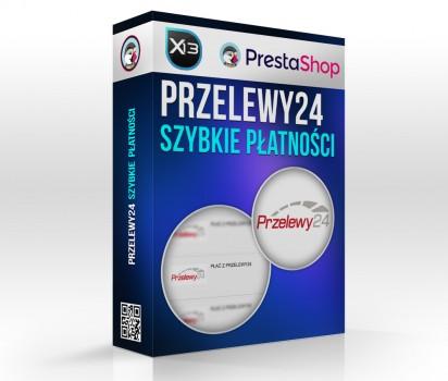 Przelewy24 - moduł PrestaShop