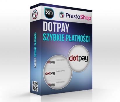 DotPay - moduł PrestaShop