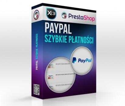 PayPal pl - moduł PrestaShop