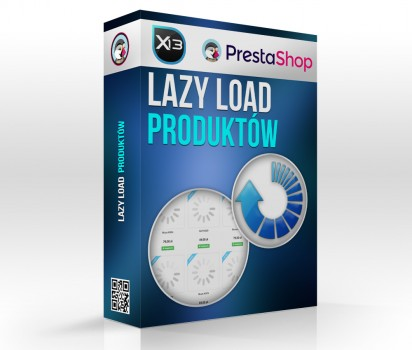 Lazy Load - dynamiczne ładowanie zdjęć