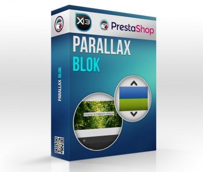 Blok parallax