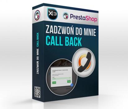 Zadzwoń do mnie - przycisk - call back