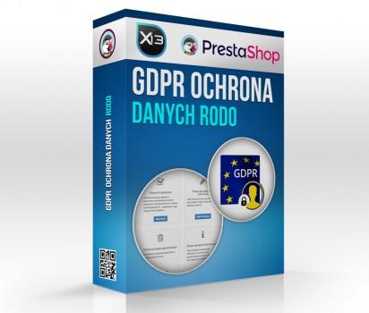 GDPR - regulacje ochrony danych RODO