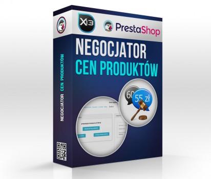 Negocjator cen produktów - z automatycznymi rabatami