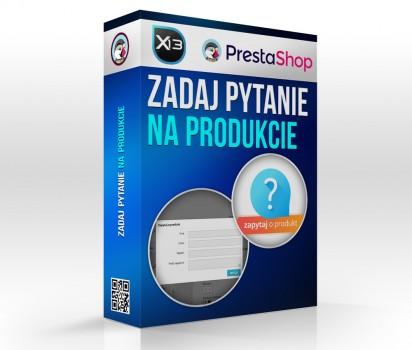 Zapytaj o produkt