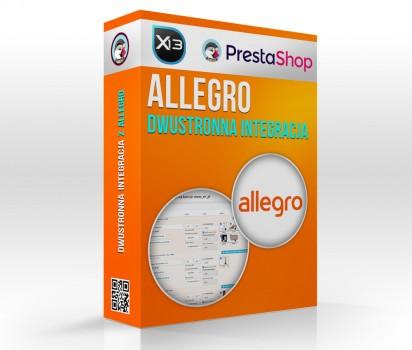 Integracja Allegro z PrestaShop