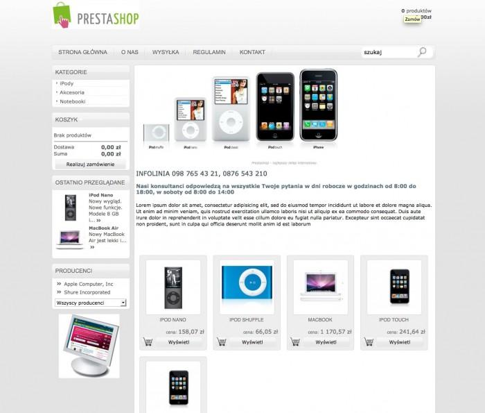 PrestaShop PRO2