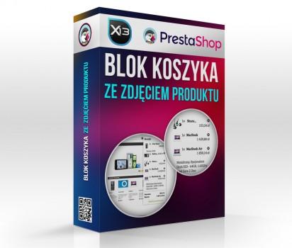 Blok koszyka - ze zdjęciem produktu