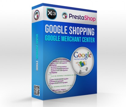 Google Merchant Center (Google Shopping) / Facebook XML