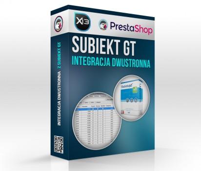 Integracja Subiekt z PrestaShop