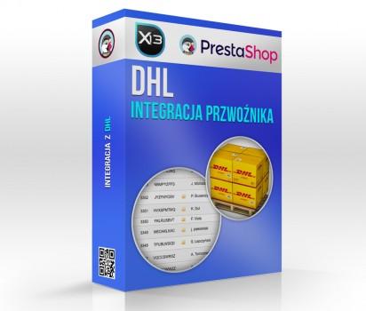 Integracja PrestaShop z DHL
