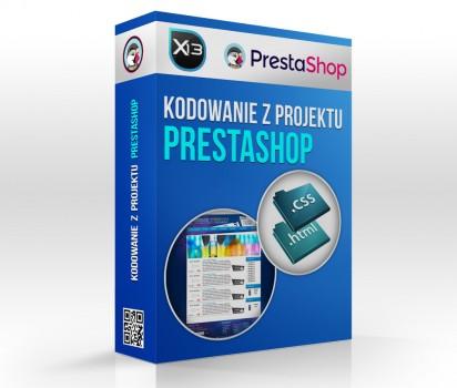 Kodowanie sklepu PrestaShop z projektu
