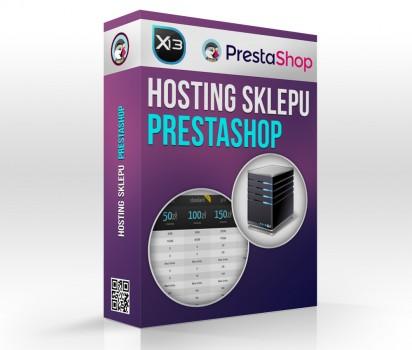 Utrzymanie sklepu na serwerze - hosting PrestaShop
