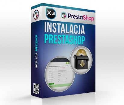 Instalacja systemu PrestaShop