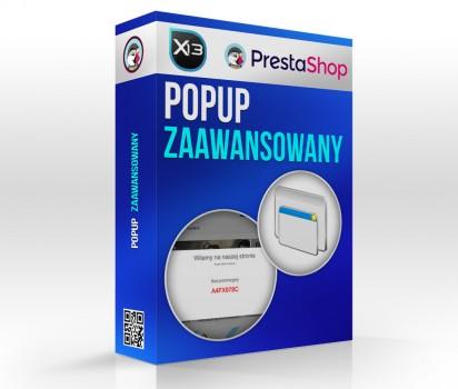 PopUP - zaawansowany moduł wyskakujących okienek