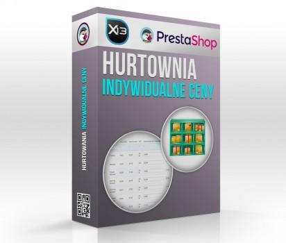 Hurtownia - moduł PrestaShop zmiany cen produktów dla grup