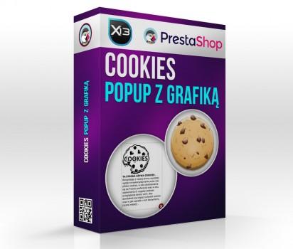 Moduł Cookies PrestaShop PopUp